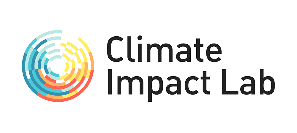 Climate Impact Lab Website Launch Logo