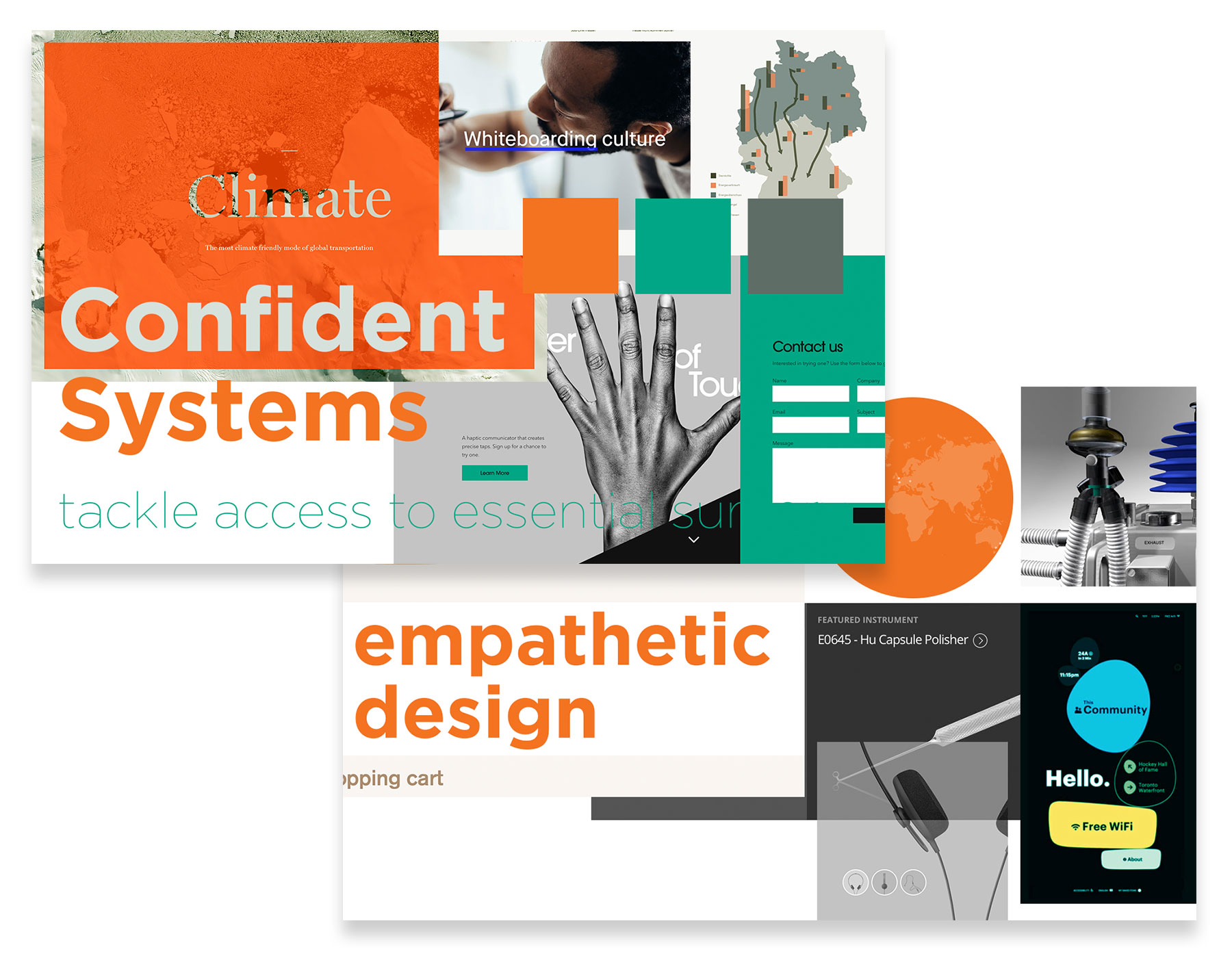 Incorporating Concept Boards into Our Design Process: What We've